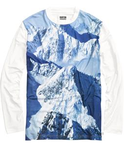Burton Tech L/S Baselayer Top Blotto Crag