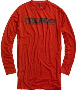 Burton Tech Tall L/S Baselayer Top Marauder