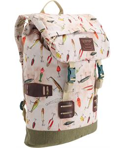 Burton Tinder Backpack Fishing Lures Print 25L