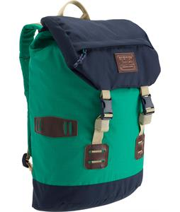 Burton Tinder Backpack Green Lake Triple Ripstop 25L