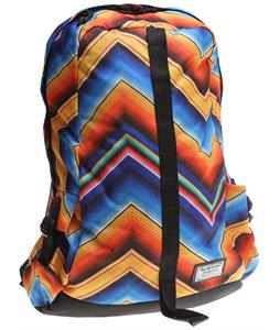 Burton Token Backpack Fish Blanket Print