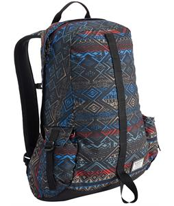 Burton Token Backpack Chimayo Print