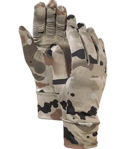 Burton Touchscreen Liner Gloves Birch Camo