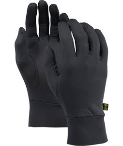 Burton Touchscreen Liner Gloves True Black