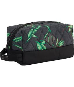 Burton Tour Kit Travel Bag Hawaiian Heather 10 x 4.5 x 7.75in