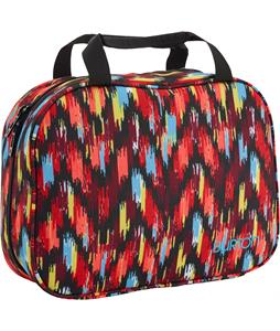 Burton Tour Kit Travel Bag Ikat Stripe 11 x 4 x 8.5in
