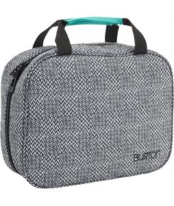 Burton Tour Kit Travel Bag Pinwheel Weave Print 11 x 4 x 8.5in