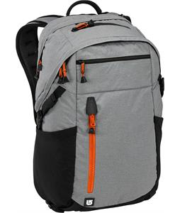 Burton Traction Backpack Pewter Heather 24L