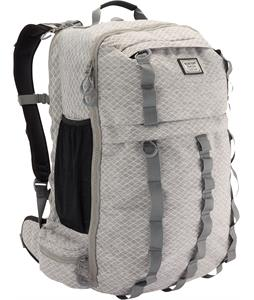 Burton Traverse Backpack Gray Heather Diamond Ripstop 35L