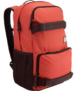 Burton Treble Yell Backpack Red Rock 21L