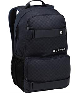 Burton Treble Yell Backpack Eclipse Ceckerboard 21L