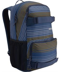 Burton Treble Yell Backpack Wrangler Stripe 21L