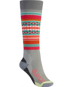 Burton Trillium Socks Rabbit