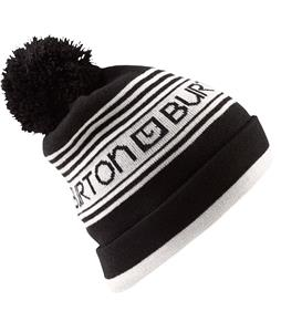 Burton Trope Beanie True Black/Moonrock