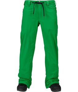 Burton TWC Greenlight Snowboard Pants Turf