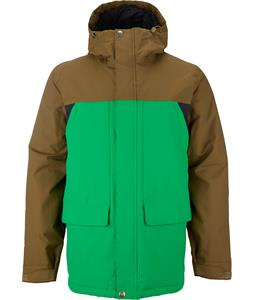 Burton TWC Headliner Snowboard Jacket Hickory/Turf/True Black