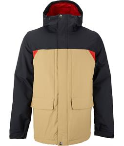 Burton TWC Headliner Snowboard Jacket True Black/Cork/Fang
