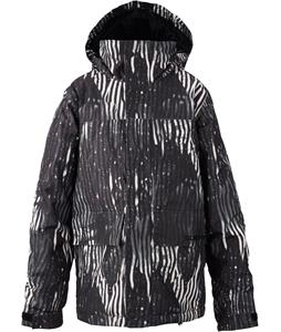 Burton TWC Headliner Snowboard Jacket Big Bang Print