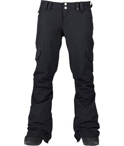 Burton TWC Miss Wilds Snowboard Pants True Black