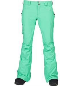 Burton TWC Native Snowboard Pants Jadeite