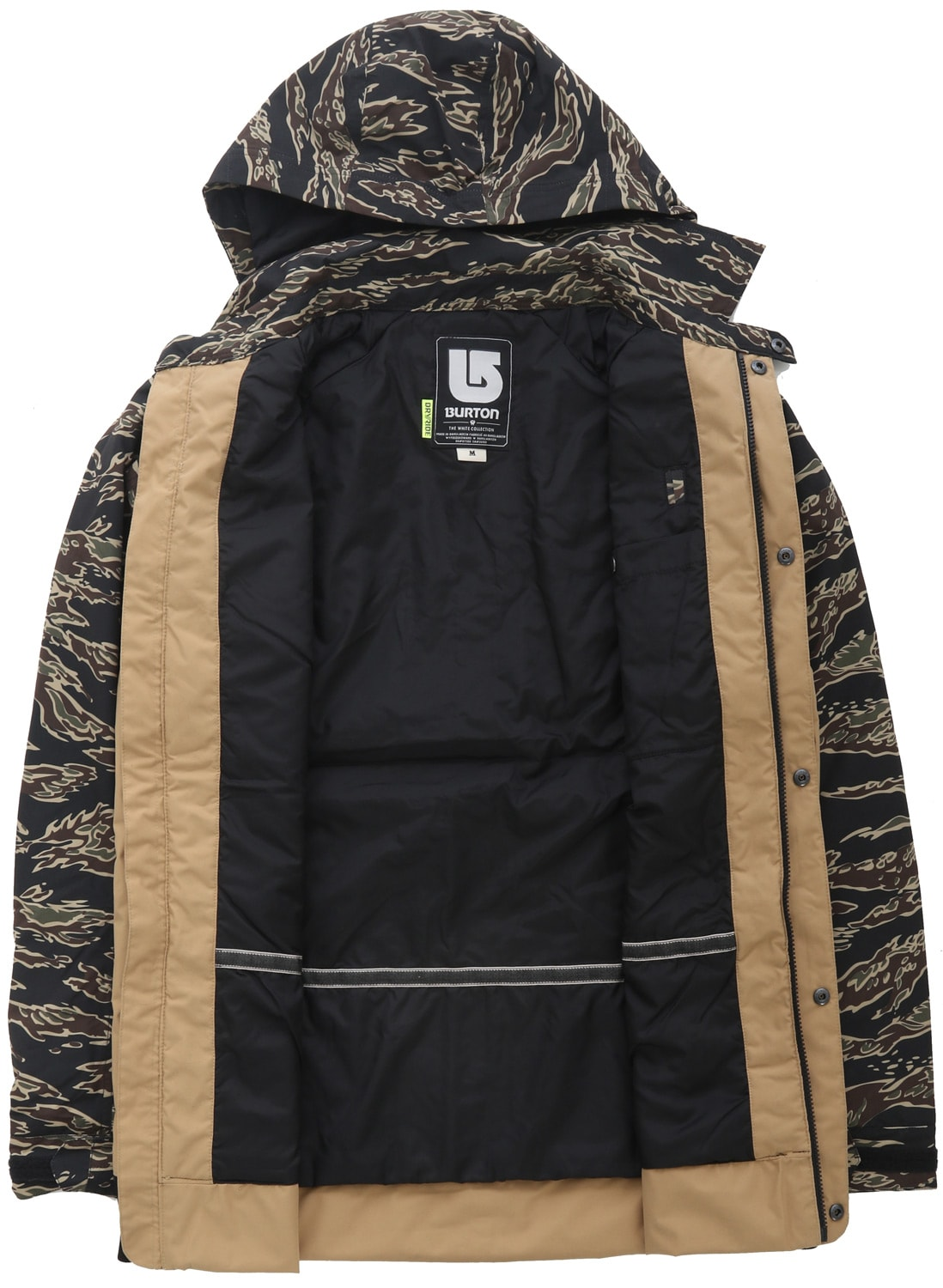 On Sale Burton Twc Primetime Snowboard Jacket Up To 40 Off