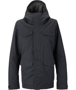 Burton TWC Search And Enjoy Snowboard Jacket True Black