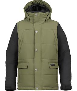 Burton TWC Shackleton Snowboard Jacket Keef/True Black