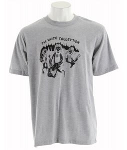 Burton TWC Slayer Basic T-Shirt Heather Grey