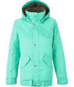Burton TWC Sunset Snowboard Jacket Jadeite