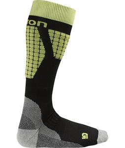 Burton Ultralight Wool Socks True Black