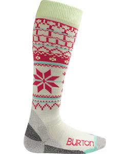 Burton Ultralight Wool Socks Millimint