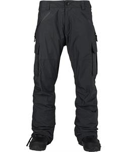 Burton Undefeated X Alpha Industries Cargo Snowboard Pants