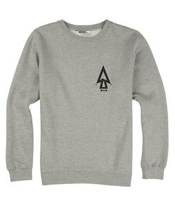 Burton Undefeated X Alpha Industries Trinity Crew Sweatshirts