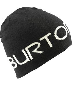 Burton Up On Lights Beanie True Black/Canvas