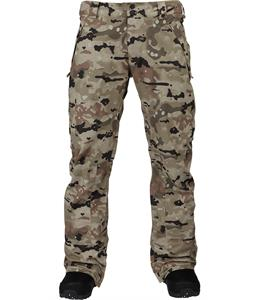 Burton Vent Snowboard Pants Birch Camo