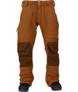 Burton Walden Snowboard Pants True Penny/True Black Pigment Dye