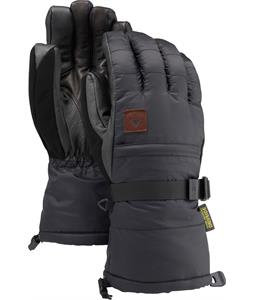 Burton Warmest Gloves True Black