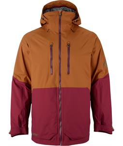 Burton Warren Snowboard Jacket True Penny/Crimson