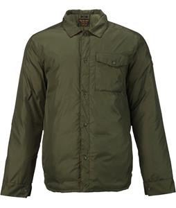 Burton Wayland Down Shirt Snowboard Jacket