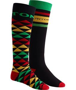 Burton Weekend 2 Pack Socks