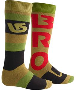 Burton Weekender Two-Pack Socks Falcon