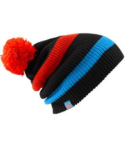 Burton What's Your 9er? Beanie True Black/Fang