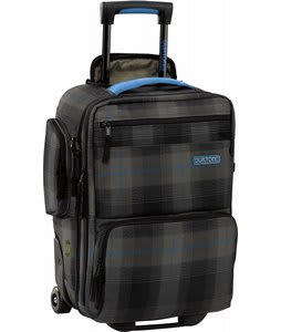 Burton Wheelie Flyer Travel Bag Fixer Plaid