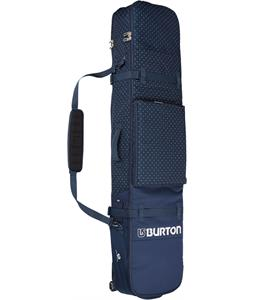 Burton Wheelie Board Case Snowboard Bag Eclipse Polka Dot 156cm