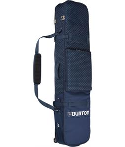 Burton Wheelie Board Case Snowboard Bag Eclipse Polka Dot 166cm