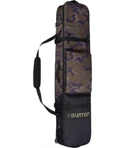 Burton Wheelie Board Case Snowboard Bag Lowland Camo 156cm