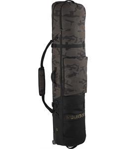 Burton Wheelie Board Case Snowboard Bag Lowland Camo 166cm
