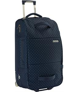 Burton Wheelie Double Deck Travel Bag Eclipse Polka Dot 92L