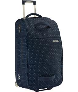 Burton Wheelie Double Deck Travel Bag Eclipse Polka Dot 92L