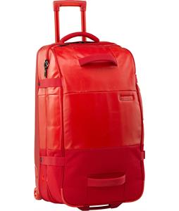 Burton Wheelie Double Deck Travel Bag Real Red Tarp 92L
